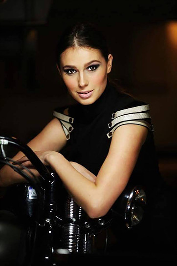 Marina Dokic is representing Serbia at Supermodel International 2016