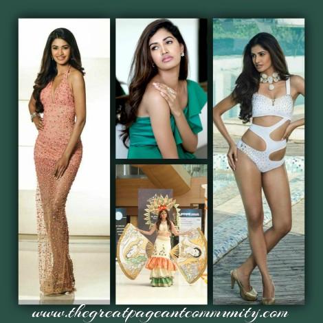 Sushruthi Krishna is one of favorites for Femina Miss India 2016