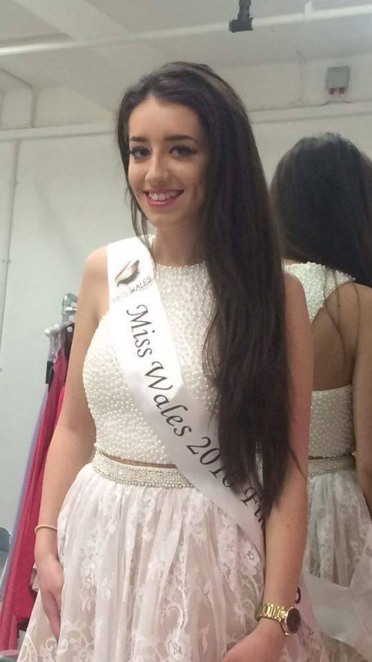 Tonicha Harlow is a contestant of Miss Wales 2016