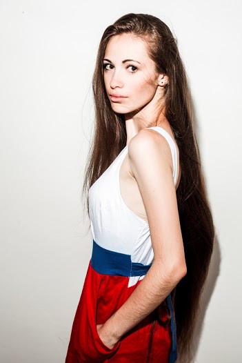 Edita Shikut is representing Ukraine at Supermodel International 2016