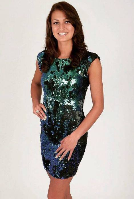 Victoria Grinnall is a contestant of Miss Wales 2016