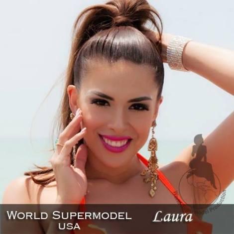 World Supermodel Laura - USA is a contestant at World Supermodel 2016