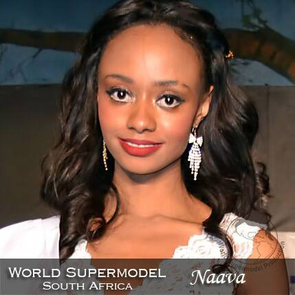 World Supermodel South Africa - Naava is a contestant at World Supermodel 2016