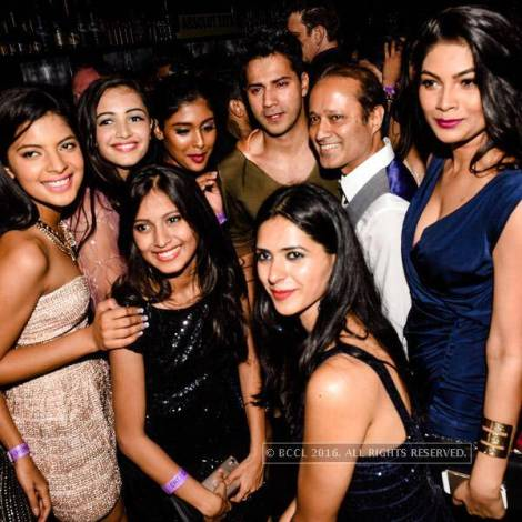 Femina Miss India 2016 Pre-finale Party