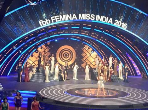 Femina Miss India 2016 Review