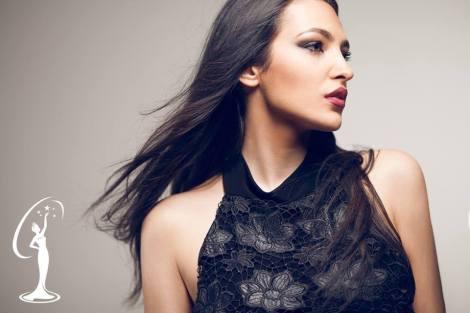 Xheni Brahaj is a contestant of Miss Universe Albania 2016