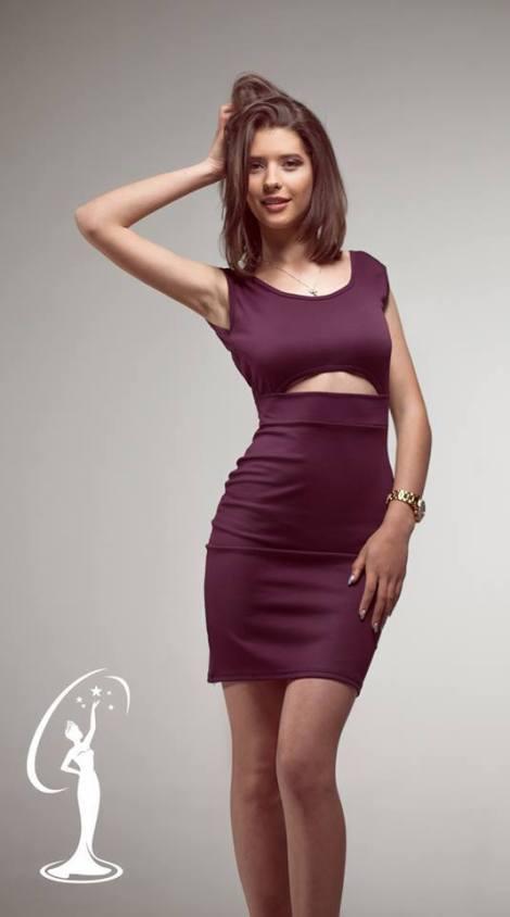 Emigrela Ahmetaj is a contestant of Miss Universe Albania 2016