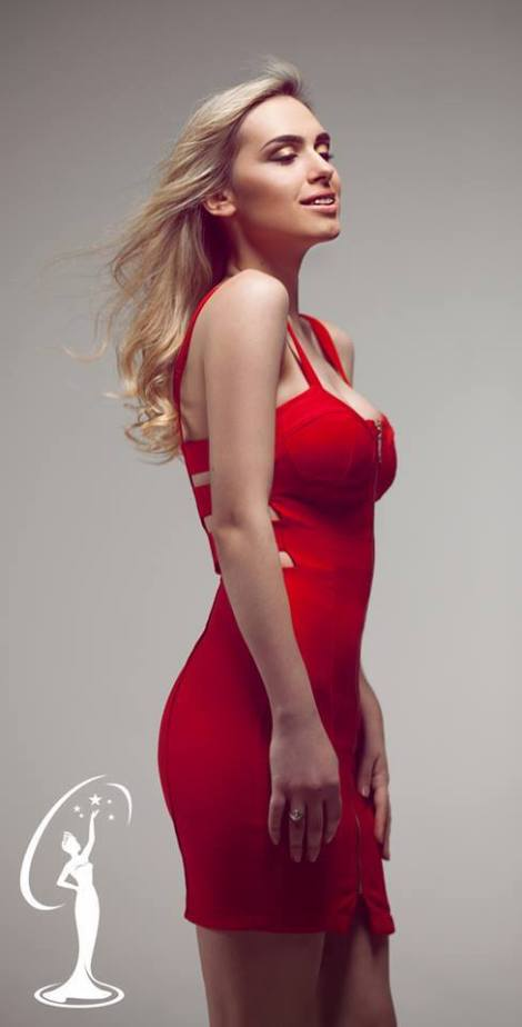 Edona Ademaj is a contestant of Miss Universe Albania 2016