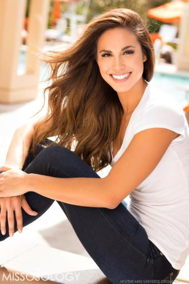 Miss  Hawaii USA 2016, Chelsea Hardin