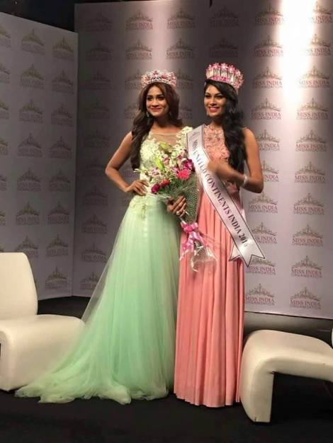 Lopamudra Raut is Miss United Continents India 2016