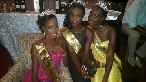 Aminata Adialin Bangura crowned Miss Sierra Leone 2016