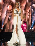 ,Peyton Brown,Miss Alabama USA 2016 competes during the evening gown competition at Miss USA 2016 preliminary show