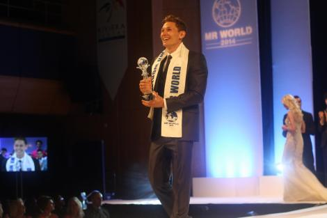 Mr World 2014-Nicklas Pedersen of Denmark will crown his successor soon. Who will succeed him as the next Mr World 2016 ?