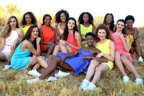 Miss Namibia 2016 Contestants