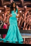 Susie Leica, Miss Michigan USA competes during the evening gown competition at Miss USA 2016 preliminary show