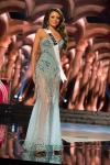 Emelina Adams, Miss Nevada USA competes during the evening gown competition at Miss USA 2016 preliminary show