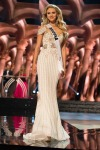 Chelsea Myers, Miss Arizona USA competes during the evening gown competition at Miss USA 2016 preliminary show