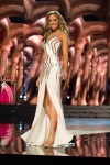 Daniella Rodriguez Miss Texas USA competes during the evening gown competition at Miss USA 2016 preliminary show