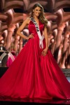 Alexandra Miller,Miss 52 USA competes during the evening gown competition at Miss USA 2016 preliminary show