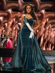 Neely Fortune, Miss Vermont USA competes during the evening gown competition at Miss USA 2016 preliminary show