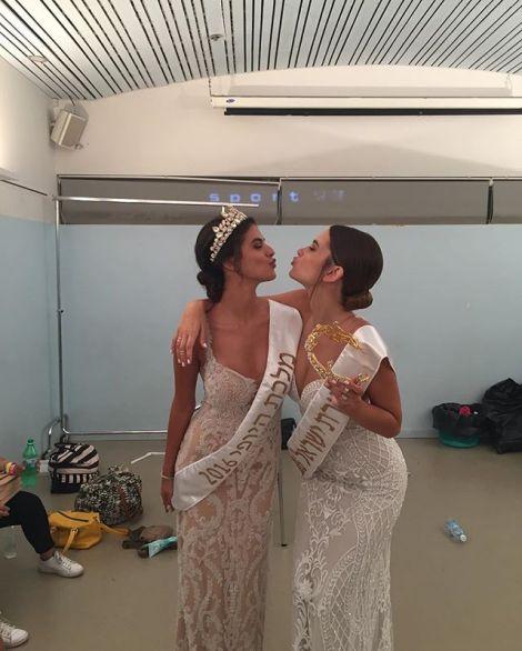 Karin Alia and Yam Kaspers Ashel