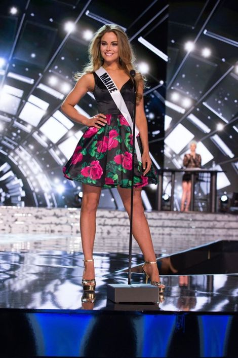 Marisa Butler, Miss Maine USA 2016 is one of our favorite to win Miss USA 2016 pageant in Miss USA 2016 Final Hotpicks