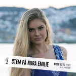 Nora Emilie Nakken is one of the Miss Norway 2016 Contestants