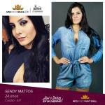 Sendy Kelly is representing PANTANAL - MT at Miss Mundo Brasil 2016
