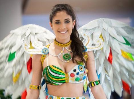 Anabel Delgado Torres is new Miss International Spain 2016