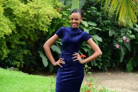 Mutesi Jolly will be Rwanda's 1st contestant to Miss World