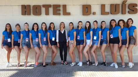 15 beauties from across Portugal have been shortlisted as Miss Portuguesa 2016 Contestant