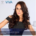Andrea Castro is one of the Miss Costa Rica 2016 Top 10 Finalist