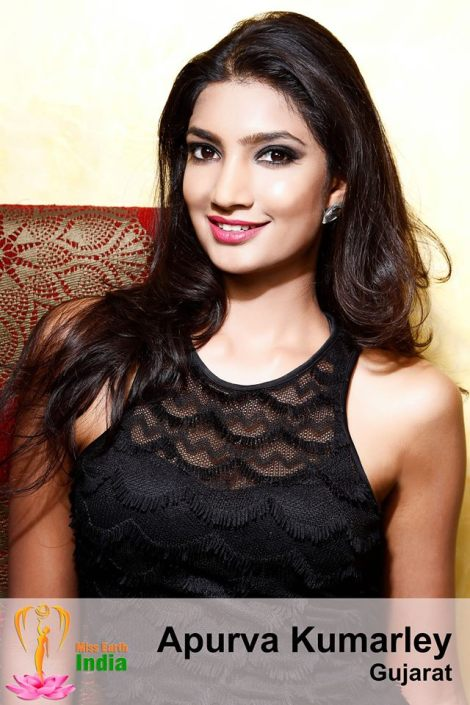 Apurva Kumarley during Miss Earth India 2016 Official Photo shoot