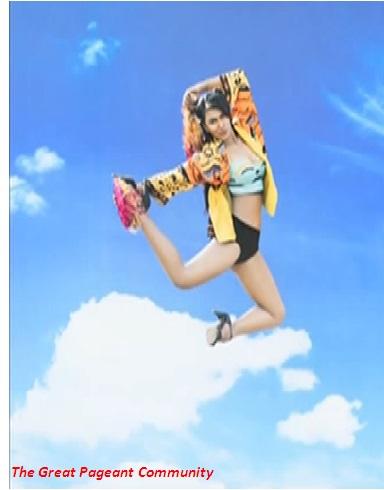 Ashmita Jaggi India's Next Top Model Season 2 Episode 1