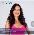 Elena Correa is one of the Miss Costa Rica 2016 Top 10 Finalist
