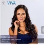 Hellen Mena is one of the Miss Costa Rica 2016 Top 10 Finalist
