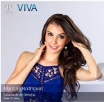 Maricris Rodriguez is one of the Miss Costa Rica 2016 Top 10 Finalist