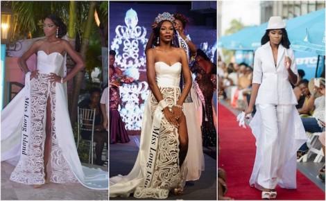Ashley Hamilton is Miss World Bahamas 2016