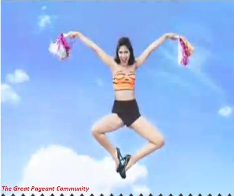 Pranati Prakash India's Next Top Model Season 2 Episode 1