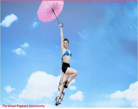 Raavishree Raavi Ambiger India's Next Top Model Season 2 Episode 1
