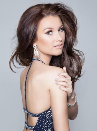 Romy Simpkins is Miss International UK 2016