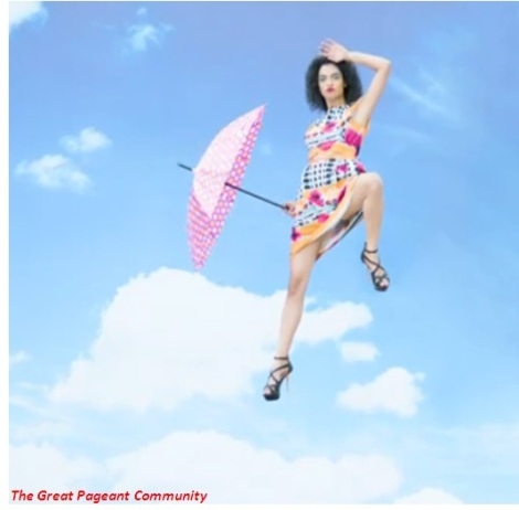 Subhomita Banerjee India's Next Top Model Season 2 Episode 1