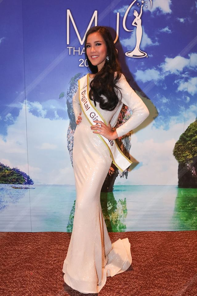 Miss Universe Thailand 2016 Special Award Winners
