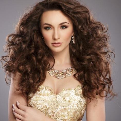 Corrin Stellakis is Miss Earth United States 2016