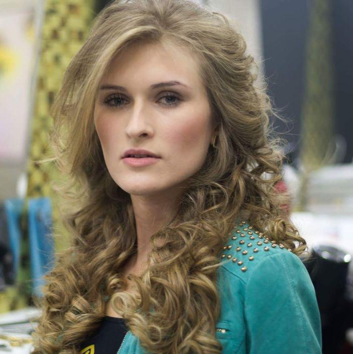 Simone Freitag is Miss World Paraguay 2016