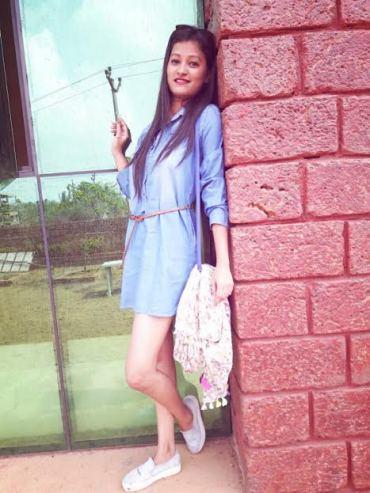 Anushka Jadhav, Miss TGPC 2016 Contestants