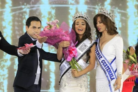 Virginia Argueta is Miss Universe Gautemala 2016