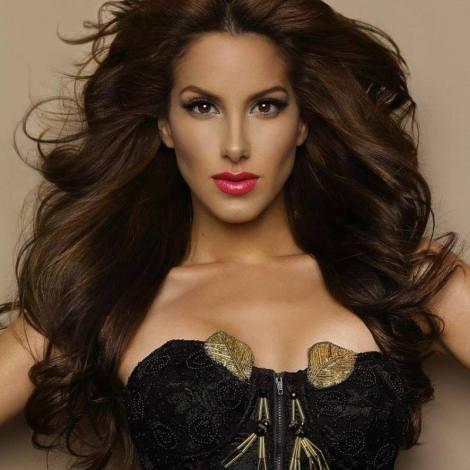 Virginia Hernandez is Miss Earth Panama 2016
