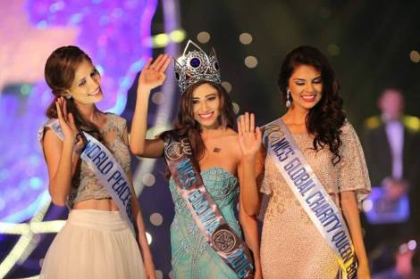 Leyda Suarez won Miss World Bolivia 2016 crown she will represent Bolivia at Miss Universe 2016 pageant