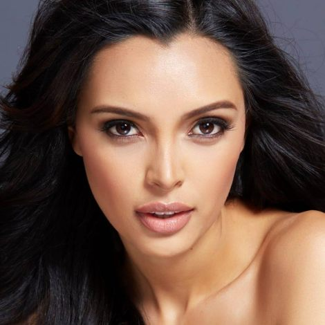 Angela Bonilla from Ecuador wins Miss Global 2016